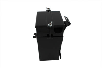 V-Twin 49-0307 - Black Battery Box