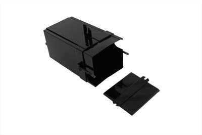 V-Twin 49-0308 - Black Battery Box