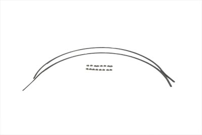 V-Twin 49-0395 - Rear Fender Trim