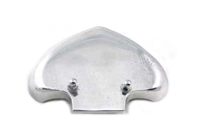 V-Twin 49-0396 - Front Engine Bar Polished Bolt Cover