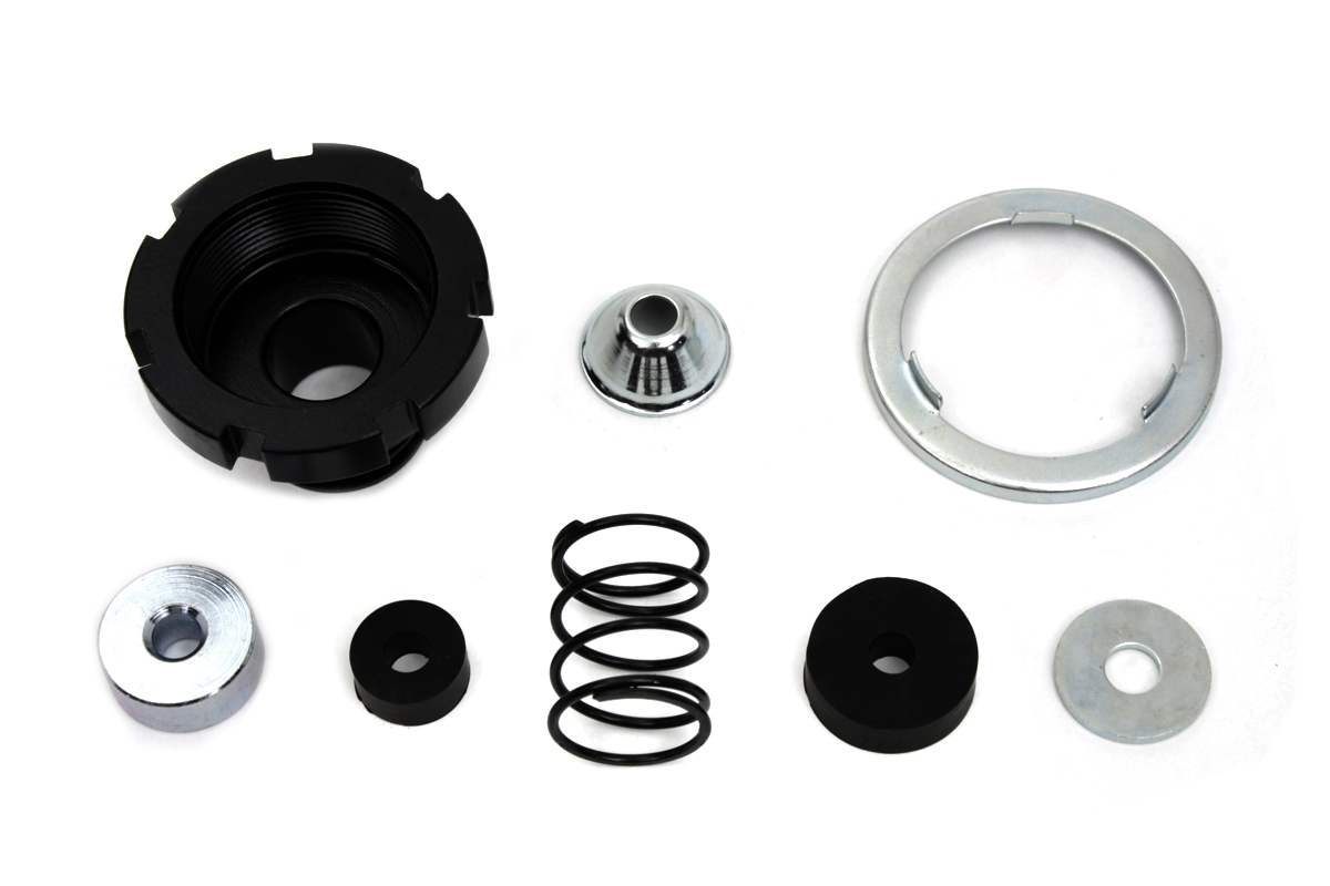 V-Twin 49-0474 - Clutch Hub Nut and Seal Kit