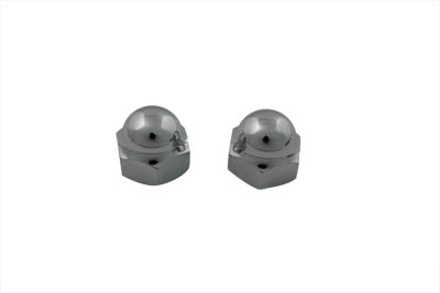 V-Twin 49-0573 - Rod Acorn Nut Chrome