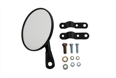 V-Twin 49-0658 - Replica Mirror Black
