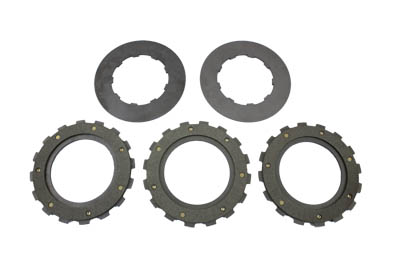V-Twin 49-1155 - Clutch Plate Kit