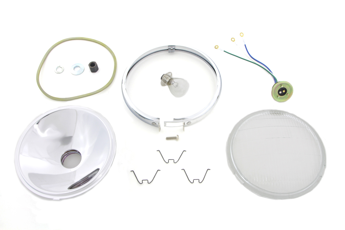 V-Twin 49-1741 - Cycle Ray Lens Kit