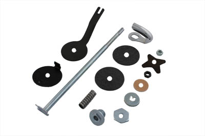 V-Twin 49-1952 - Steering Damper Kit