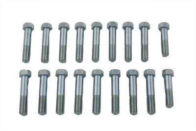 V-Twin 49-7676 - Indian Chief Aluminum Head Bolt Set