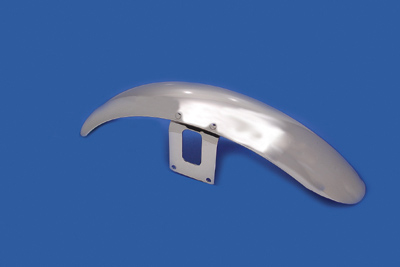 V-Twin 50-0123 - Front Fender Narrow Chrome