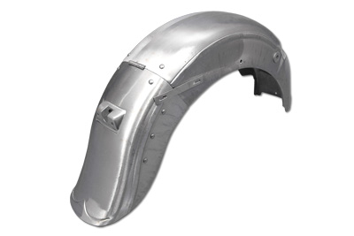 V-Twin 50-0761 - Replica Rear Fender with Hinged Tail