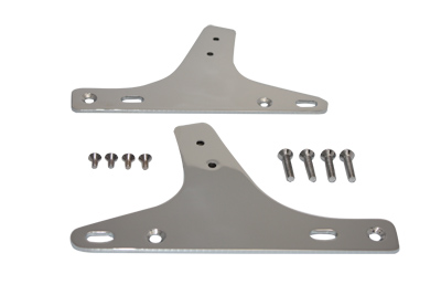 V-Twin 50-0805 - Sissy Bar Side Plates