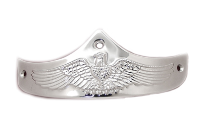 V-Twin 50-0915 - Eagle Chrome Front Fender Tip