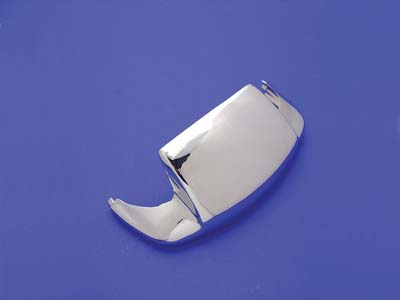 V-Twin 50-1152 - Smooth Chrome Front Fender Tip