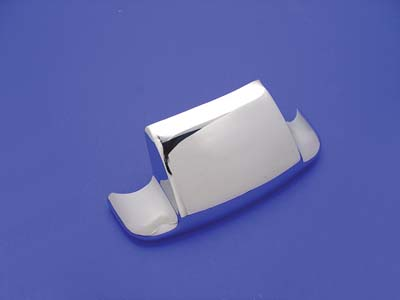 V-Twin 50-1153 - Smooth Chrome Rear Fender Tip