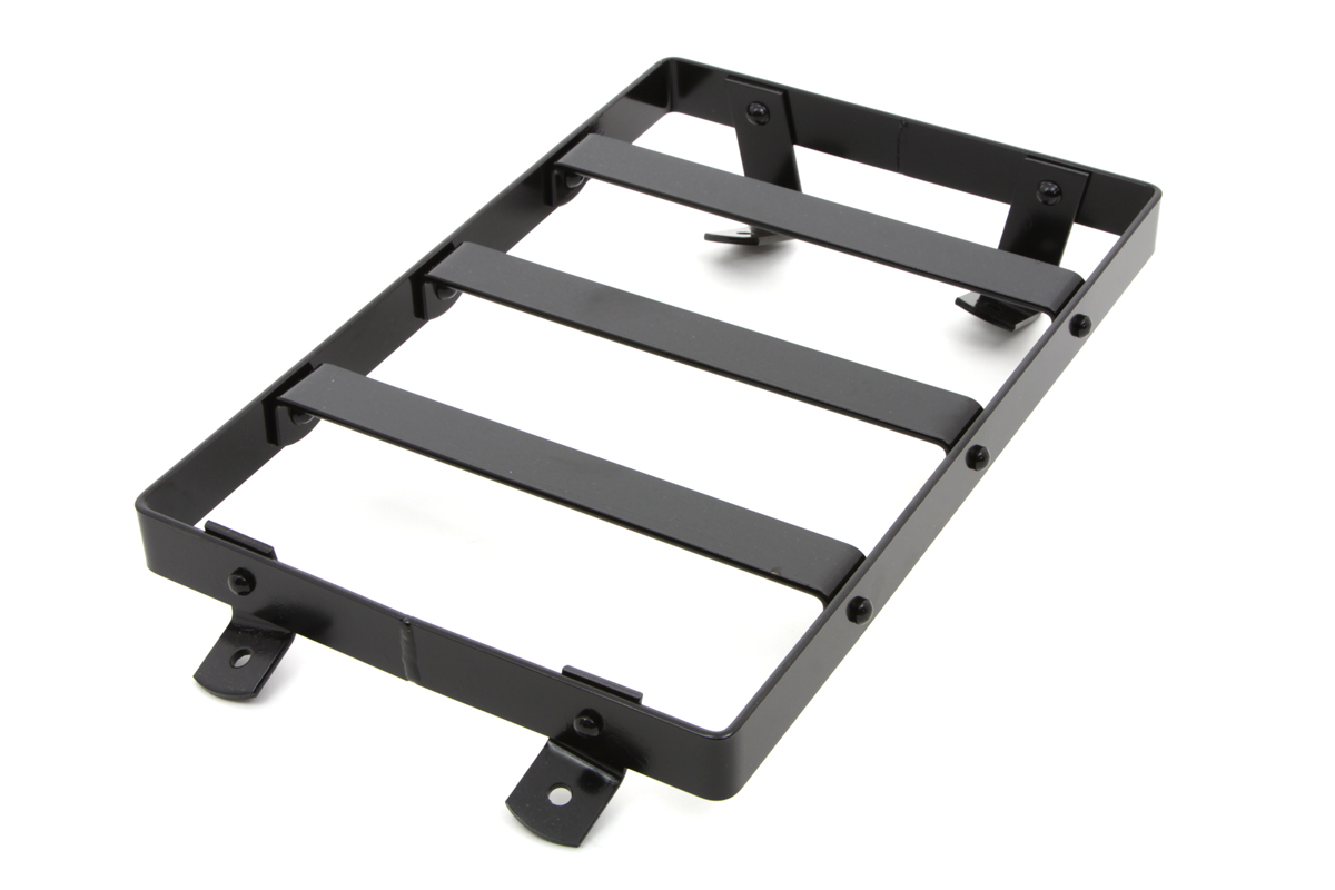 V-Twin 50-1563 - Black Luggage Rack