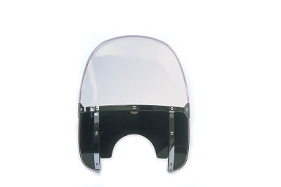 V-Twin 51-0318 - Beaded Lower Windshield Black