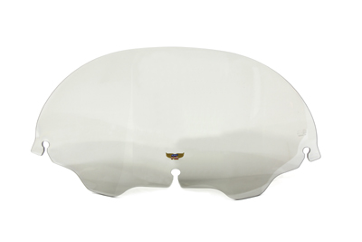 V-Twin 51-0329 - Replacement Fairing Smoked Tint Windshield Scre