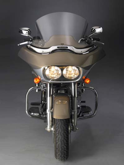 V-Twin 51-0406 - V-Stream Clear Standard Windshield