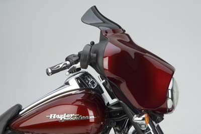 V-Twin 51-0450 - Wave Windscreen Low Dark Tint