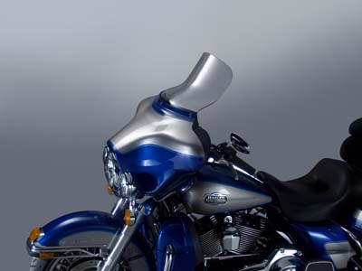 V-Twin 51-0454 - Wave Windscreen Tall Clear