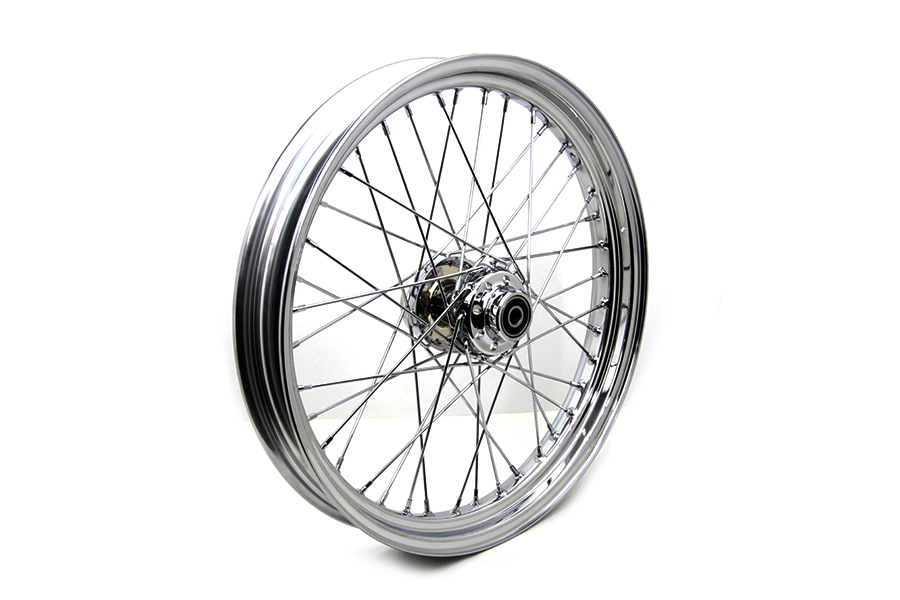 "V-Twin 52-0231 - 23"" Front Spool Wheel"