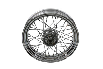 "V-Twin 52-0100 - 16"" Front or Rear Spoke Wheel"