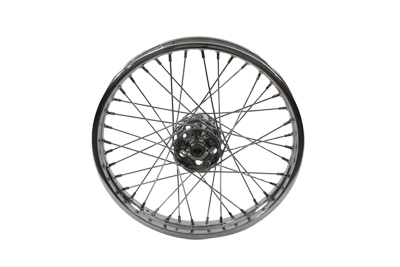 "V-Twin 52-0102 - 19"" Front Spoke Wheel"