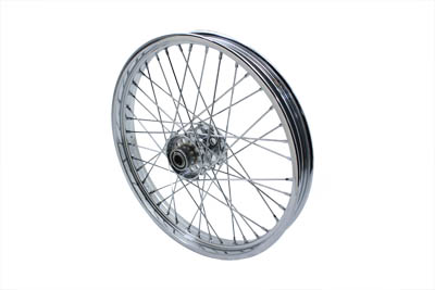 "V-Twin 52-0103 - 21"" Front Spoke Wheel"