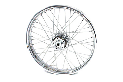 "V-Twin 52-0127 - 21"" Front Spoke Wheel"