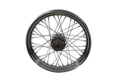 "V-Twin 52-0128 - 19"" Front Spoke Wheel"