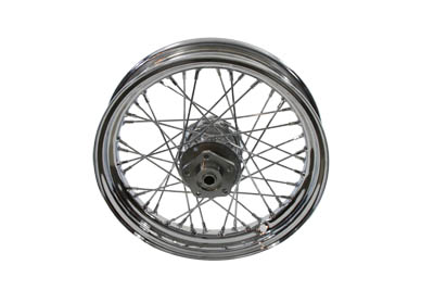 "V-Twin 52-0129 - 16"" Front or Rear Spoke Wheel"