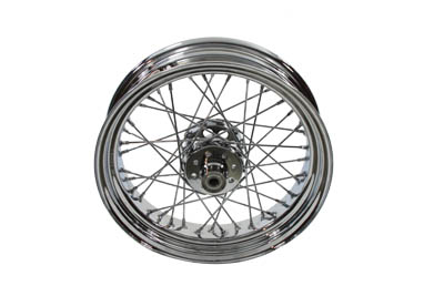 "V-Twin 52-0142 - 16"" Rear Spoke Wheel"