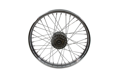 "V-Twin 52-0151 - 21"" Front Spoke Wheel"