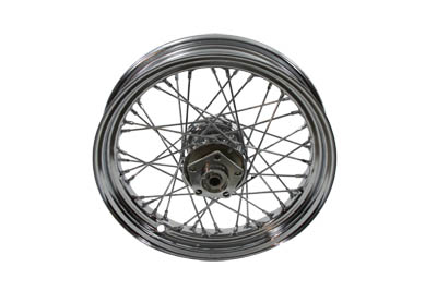 "V-Twin 52-0167 - 16"" Rear Spoke Wheel"