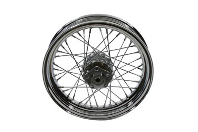 "V-Twin 52-0168 - 16"" Rear Spoke Wheel"