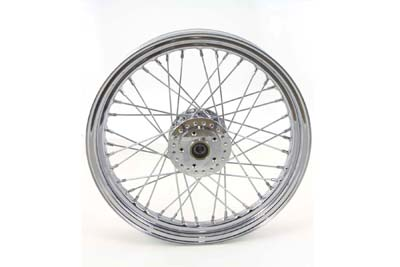 "V-Twin 52-0170 - 19"" Front Spoke Wheel"