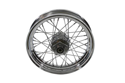 "V-Twin 52-0176 - 16"" Rear Spoke Wheel"