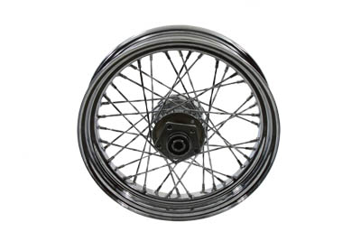 "V-Twin 52-0177 - 16"" Rear Spoke Wheel"