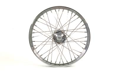 "V-Twin 52-0181 - 21"" Front Spoke Wheel"
