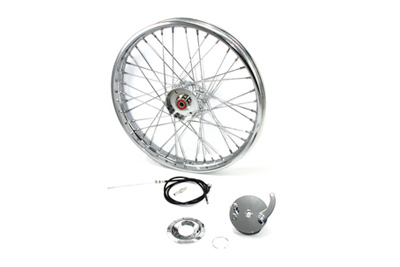 "V-Twin 52-0183 - 21"" Mini Brake Wheel"