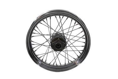 "V-Twin 52-0199 - 18"" Front Spoke Wheel"