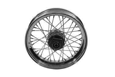 "V-Twin 52-0215 - 16"" Rear Spoke Wheel"