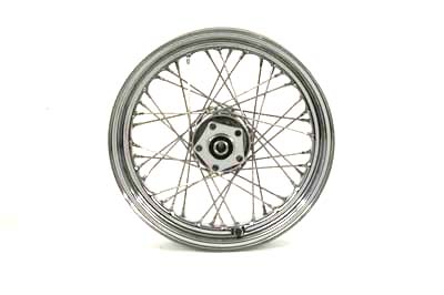 "V-Twin 52-0216 - 16"" Rear Spoke Wheel"