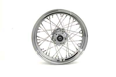 "V-Twin 52-0218 - 16"" Rear Spoke Wheel"