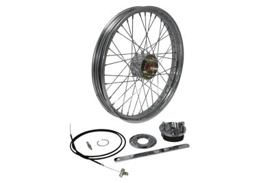 "V-Twin 52-0358 - 21"" Mini Brake Wheel"