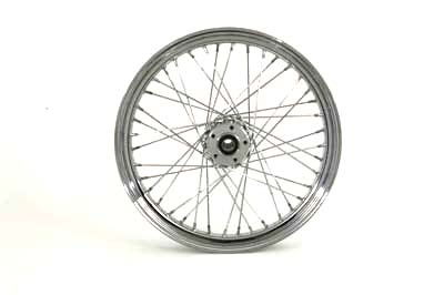 "V-Twin 52-0440 - 21"" Front Spoke Wheel"