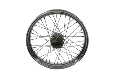 "V-Twin 52-0441 - 21"" Front Spoke Wheel"