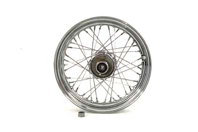 "V-Twin 52-0696 - 16"" Front Spoke Wheel"