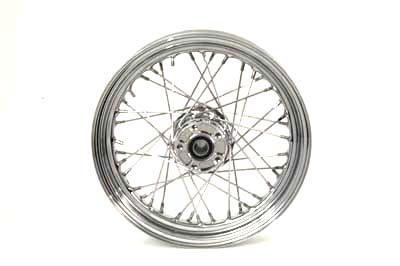 "V-Twin 52-0789 - 16"" Rear Spoke Wheel"