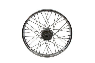 "V-Twin 52-0813 - 21"" Replica Front Spoke Wheel"