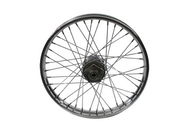 "V-Twin 52-0815 - 21"" Replica Front Spoke Wheel"
